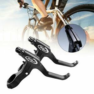 1 Pair FR5 V-Brake Disc Bike Mountain MTB Hybrid Bicycle Brake Levers
