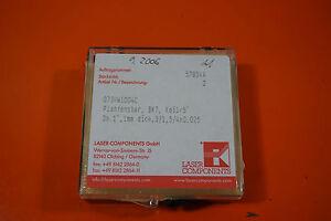Laser-Components-Planefenster-BK7-Cuna-lt-5-DM-1-034-1mm-Dick-3-1-5-4x0-025