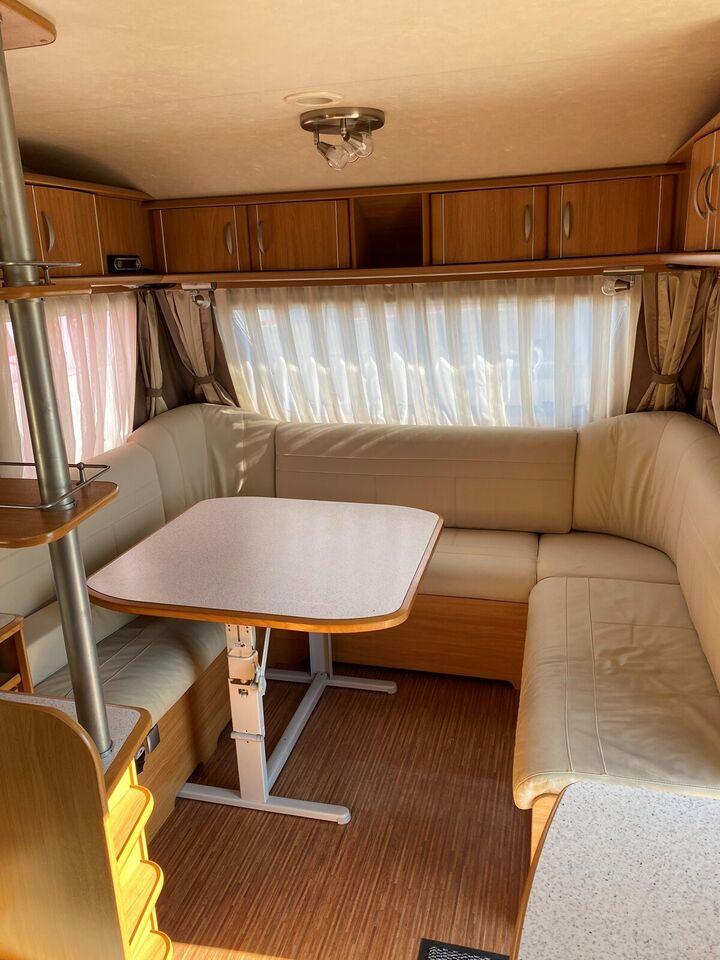 Adria Classica 743 UL, 2012, 1650 kg egenvægt