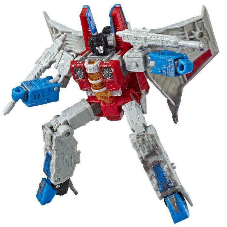 [Toys Hero] In Hand Transformers Siege War Voyager Class Class Class SoundWave & Starscream f95ae2