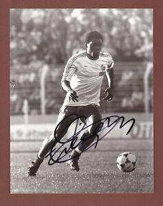 Marius-Tresor-Franzoesischer-Nationalspieler-Signiertes-Vintage-Foto