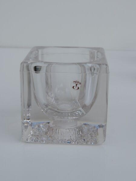 1 Di 4 Putzler Cubo Vetro Di Ricambio Per Ombrellone Lampada Cube Cubo 70er Anni