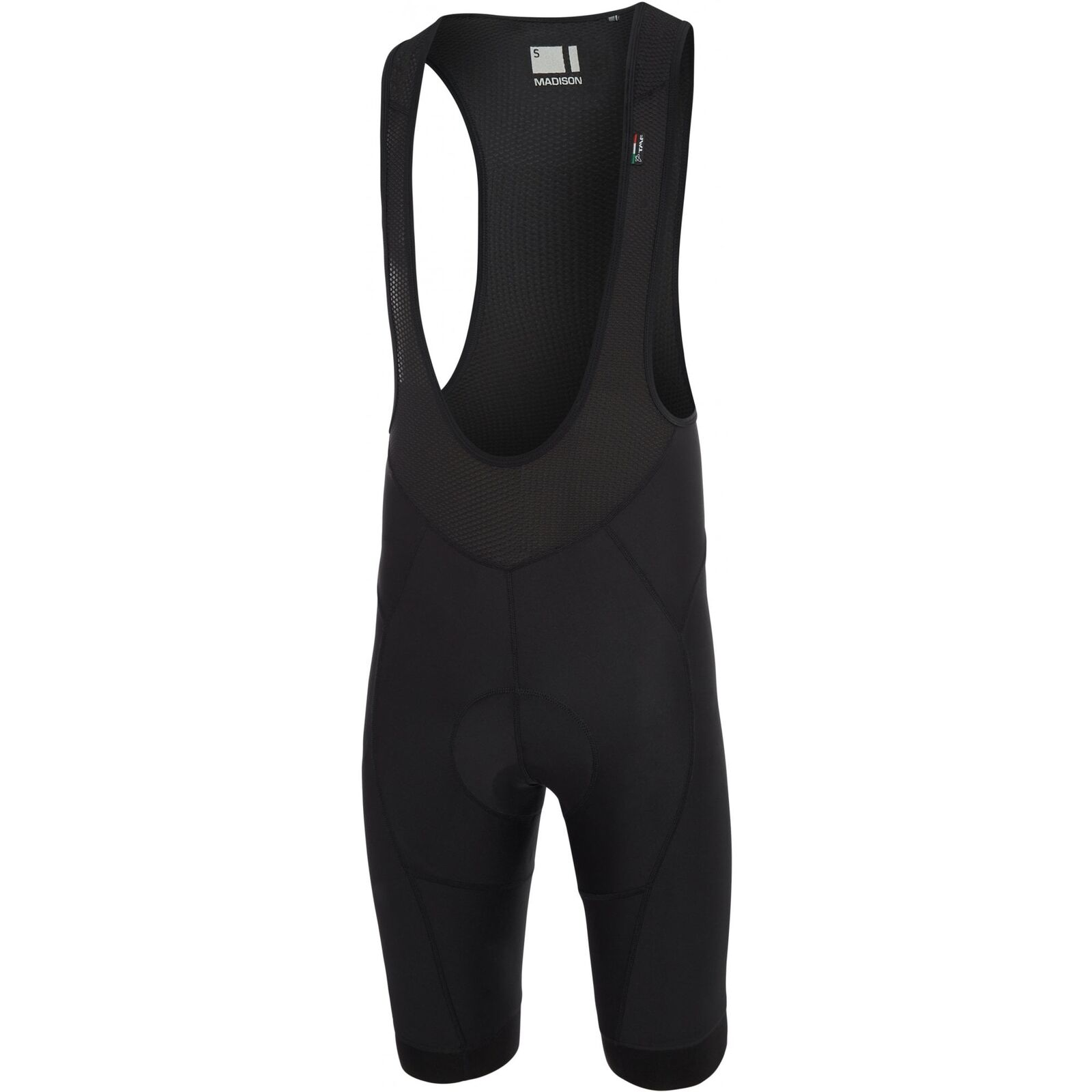 Madison Turbo Men's Cycling Bib Shorts