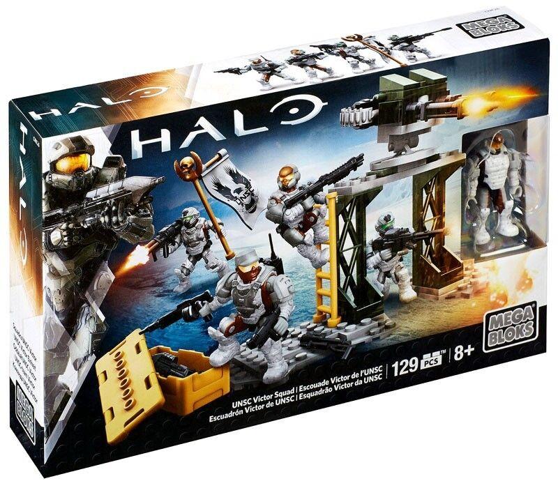 Mega Bloks Halo UNSC Victor Squad Set  38376