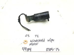 99 00 01 02 03 ACURA TL WINDSHIELD WIPER WASHER FLUID ...
