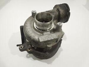 Audi-A6-C6-2-0-TDi-Diesel-Turbo-Turbocharger-DAMAGED-038145702G