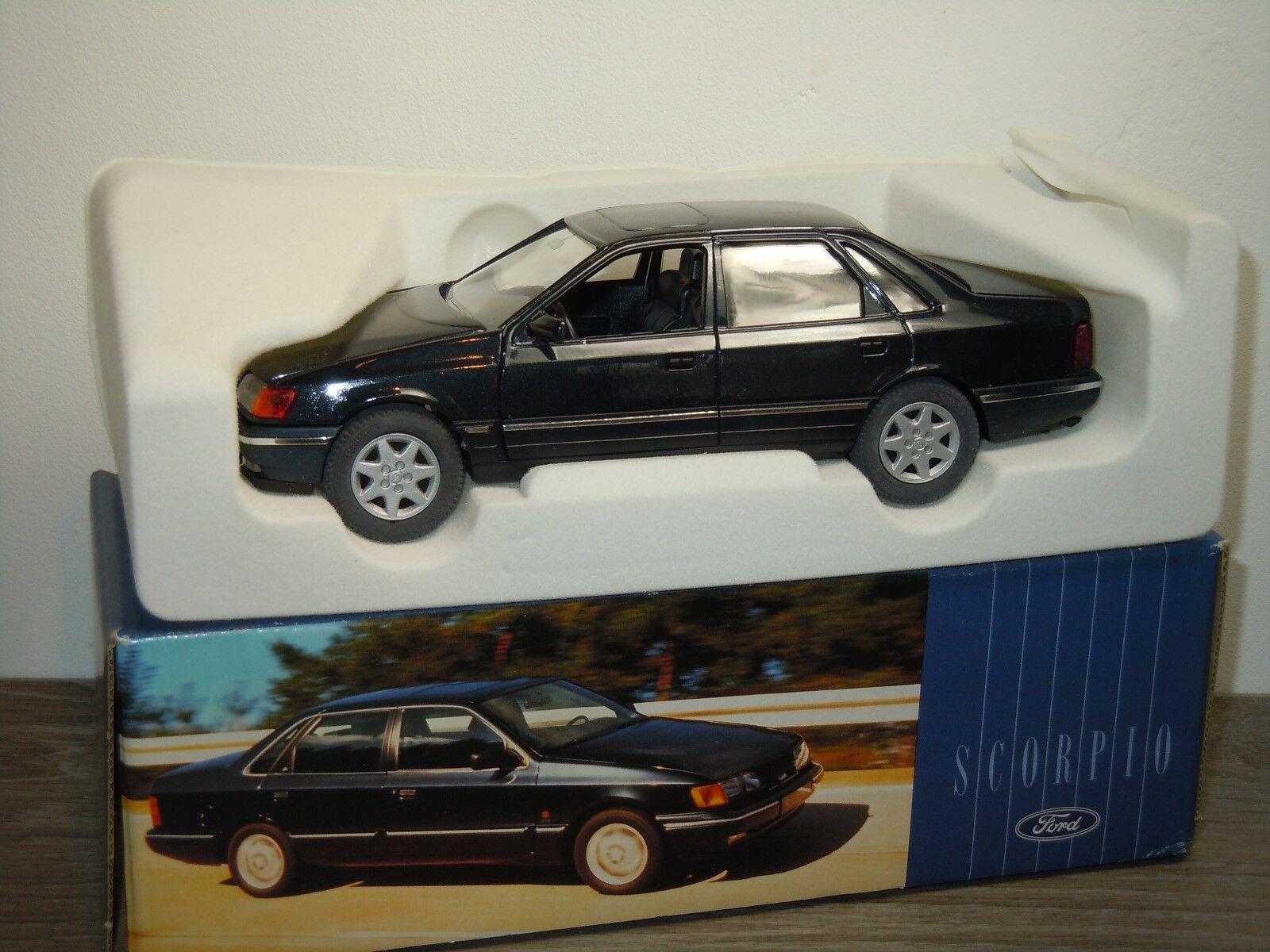 Ford Scorpio Saloon - Schabak 1503 Germany 1 25 in Box 33171