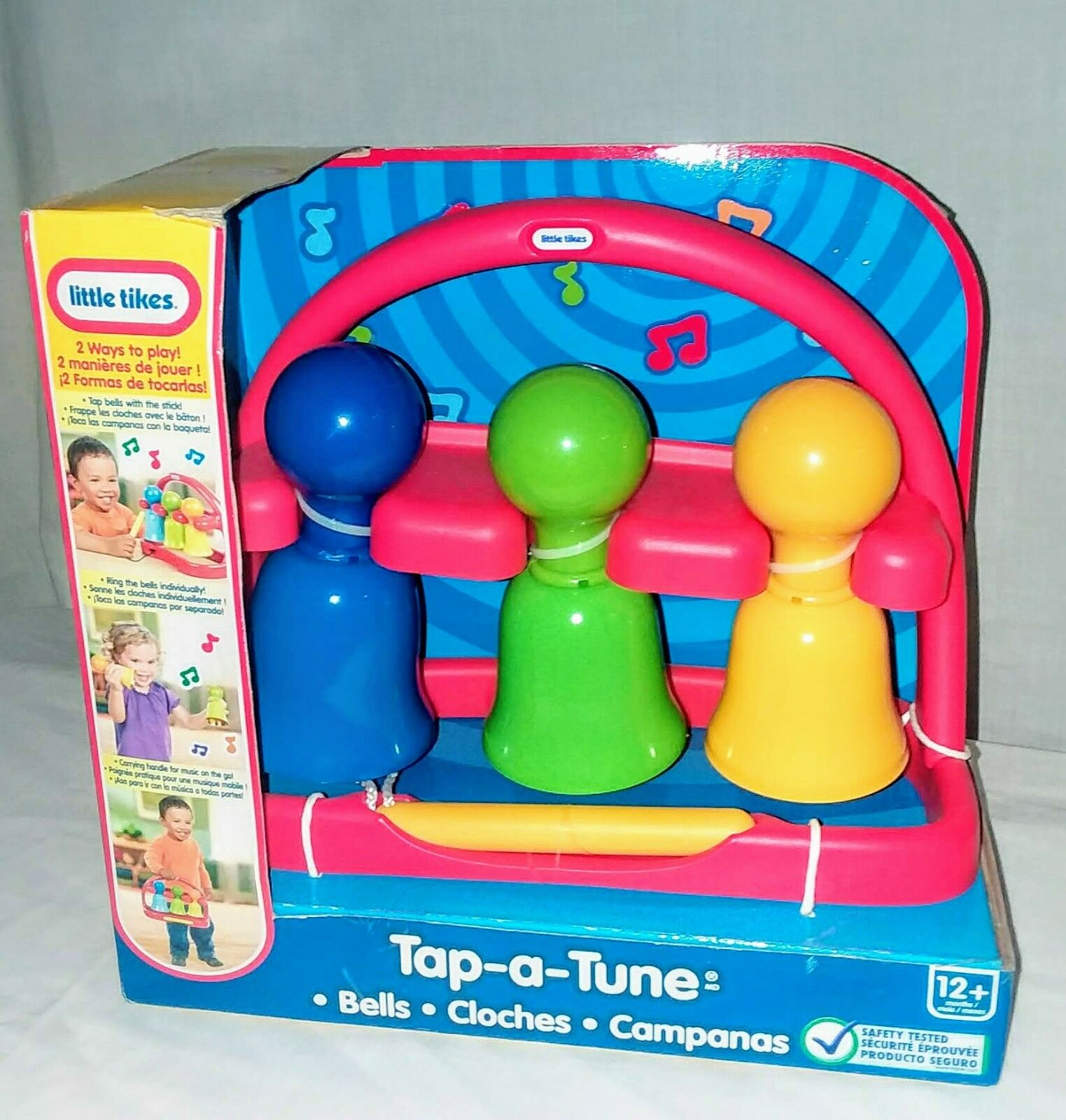 Little Tikes Tap A Tune Bells. BRAND NEW, UNOPENED