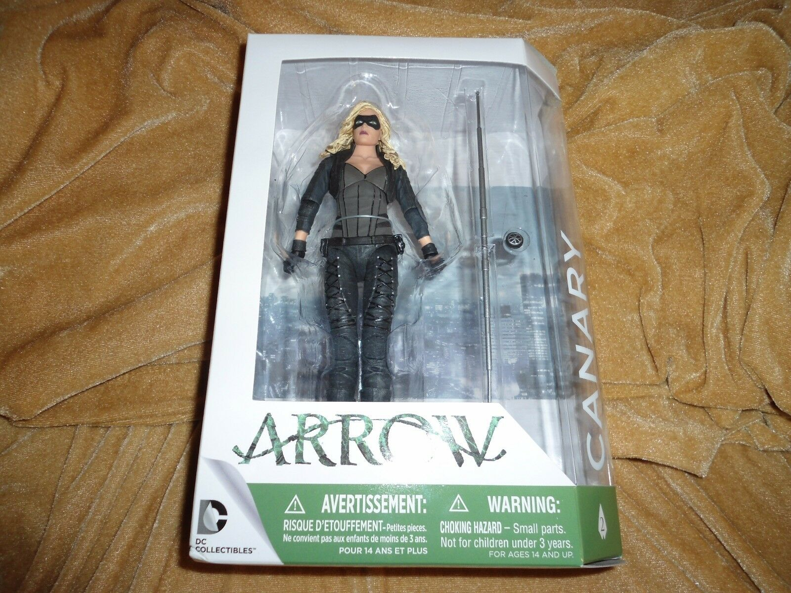 DC Collectibles Arrow - Canary Action Figure