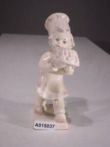 + # A015037 Goebel Archive Motif Cortendorf Boulanger Avec Gâteau-afficher Le Titre D'origine Utilisation Durable