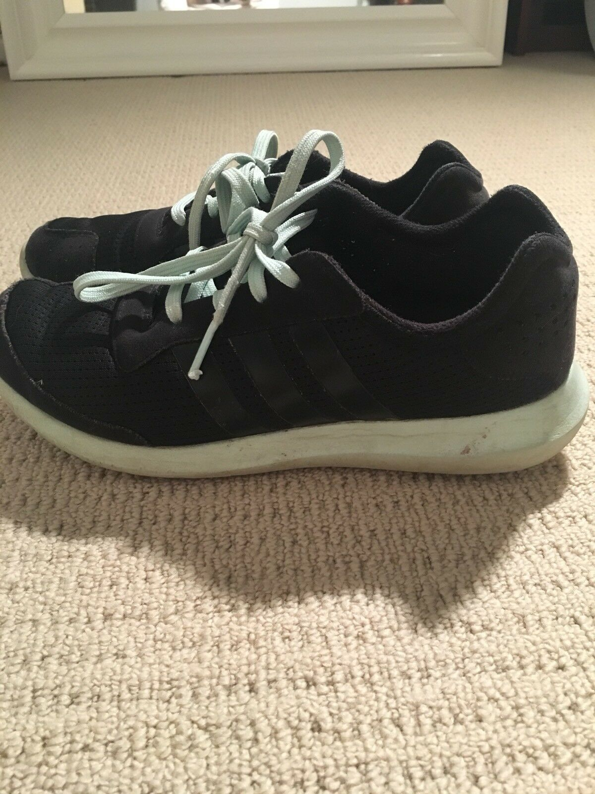 best website 40a30 a1eda Adidas - Black Joggers Sneakers - - - Size US 9.5 d875f9