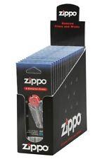 "Zippo ""Flint Cards"", Full Box, 24 Pks, 144 Total Flints, 2406N"