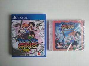 River City Girls en Boite + OST sur Playstation 4 PS4 !!!!