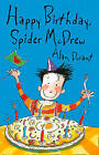 Happy Birthday Spider McDrew by Alan Durant (Paperback, 2004)