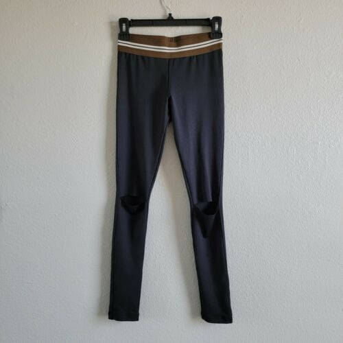 Olympia Activewear AJAX Full Lenght Black Jet Leg… - image 1