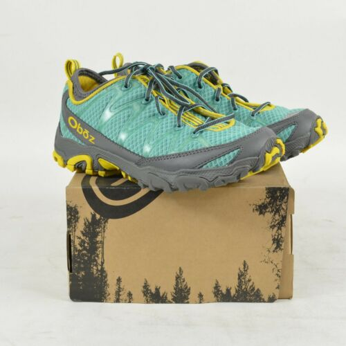 OBOZ Women/'s Emerald Peak HIKING SHOES Glacier Blue