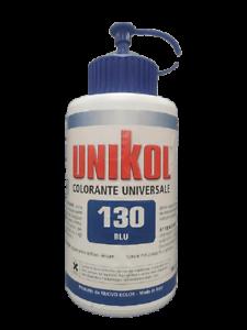 Unikol - colorante universale per prodotti vernicianti - Blu 500 gr