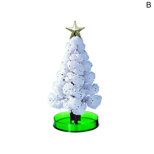 Growing Christmas Tree Crystal Gift Toy Stocking Filler Boys Girls Hot