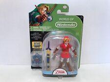 Jakks Pacific World of Nintendo  Figure LINK in Goron Tunic (Legend of Zelda)