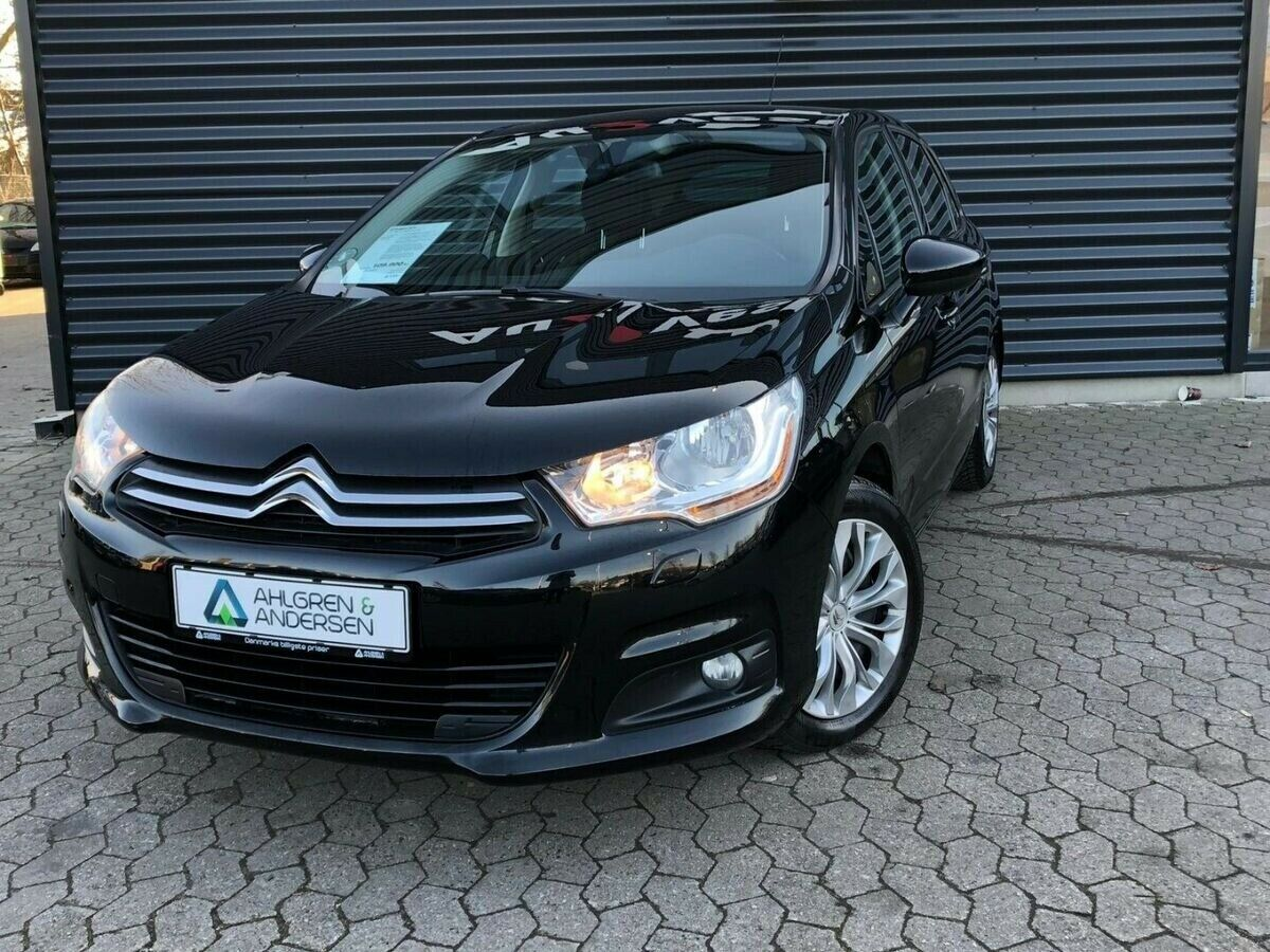 Citroën C4 1,6 e-HDi 115 Seduction 5d
