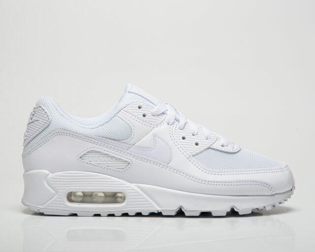 Size 8 - Nike Air Max 90 Twist Triple White 2020