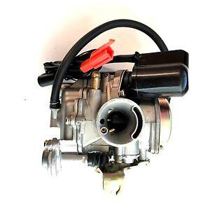 20mm carburetor for baotian bt49qt 12 tanco scooter new ebay. Black Bedroom Furniture Sets. Home Design Ideas