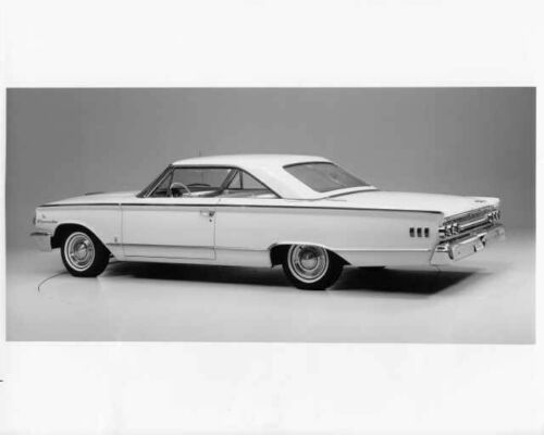 1963 Mercury Marauder Press Photo and Release 0073