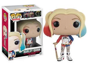 Funko-Pop-Heroes-Suicide-Squad-Harley-Quinn-4-inch-vinyl-pop-figure-NEW