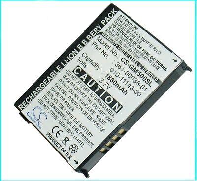 Replacement GPS Navigation Battery Part No.010-11143-00 for Garmin ...