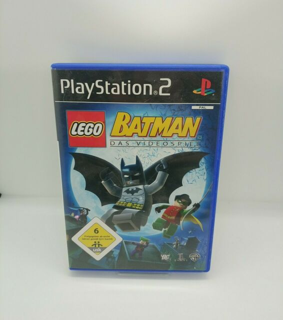 LEGO Batman PS2 - Das Videospiel Sony PlayStation 2 | Sehr Gut | ⚡BLITZVERSAND⚡|