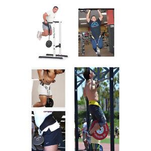 Fitness-Training-Dip-Guertel-amp-Kette-Gewichtsguertel-Trainingsguertel-fuer-Dips
