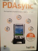 New- Laplink Pda Sync. 3.0 Windows Mobile Email Contact Calendar Task- Sealed -