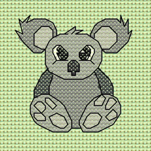 sold in pairs CUTE ANIMAL DESIGNS for cross stitch PDF downloads 50p each