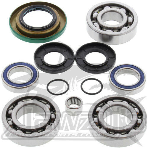 All Balls Racing Front Differential Bearing//Seal Kit 25-2069