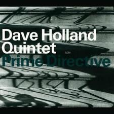 Dave Holland Quintet - Prime directive      ..........NEU