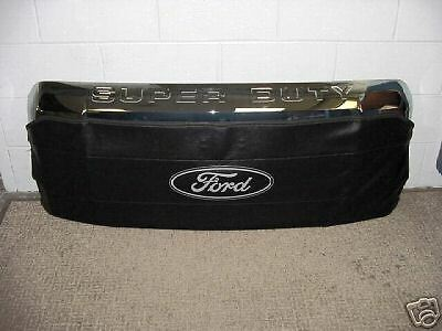 2008 2009 FORD F250 F350 F450 SUPER DUTY GRILLE WINTER COVER | eBay