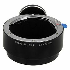 Fotodiox Objektivadapter Pro Leica R Linse für Fujifilm X Kamera