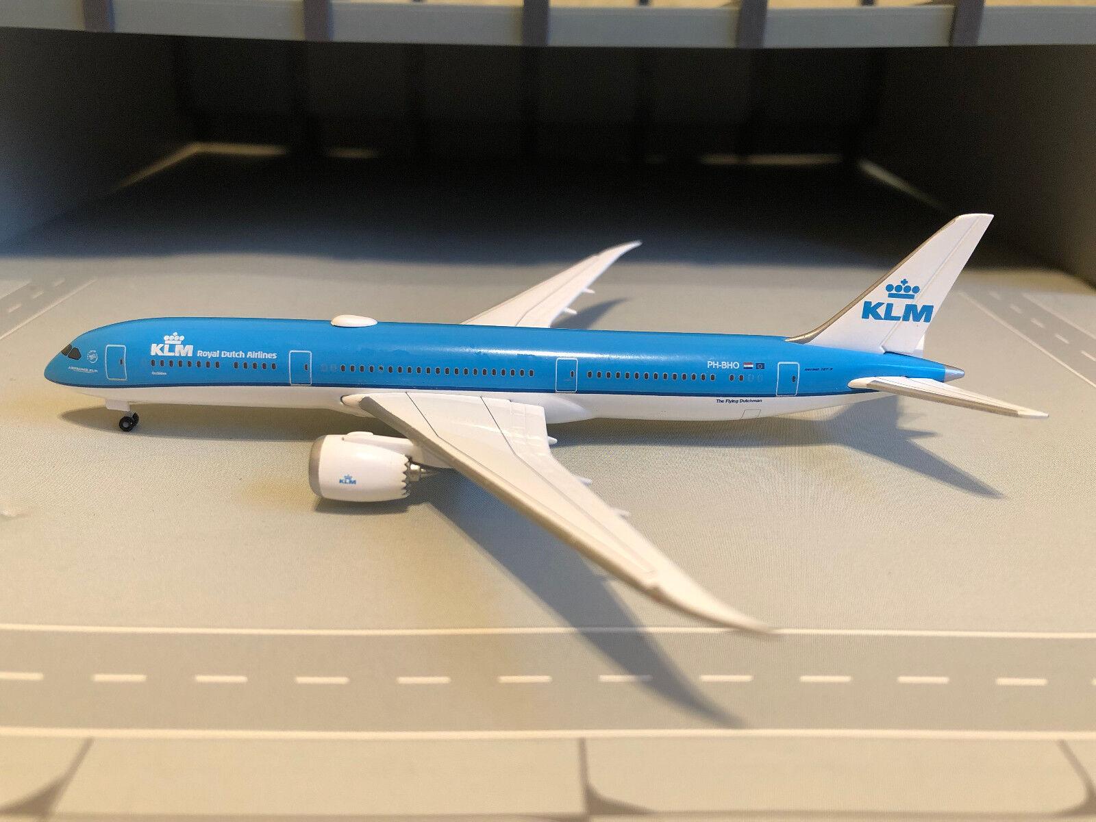 Herpa Wings 528085-002 KLM Boeing 787-9 Dreamliner, 1 500  | Komfort