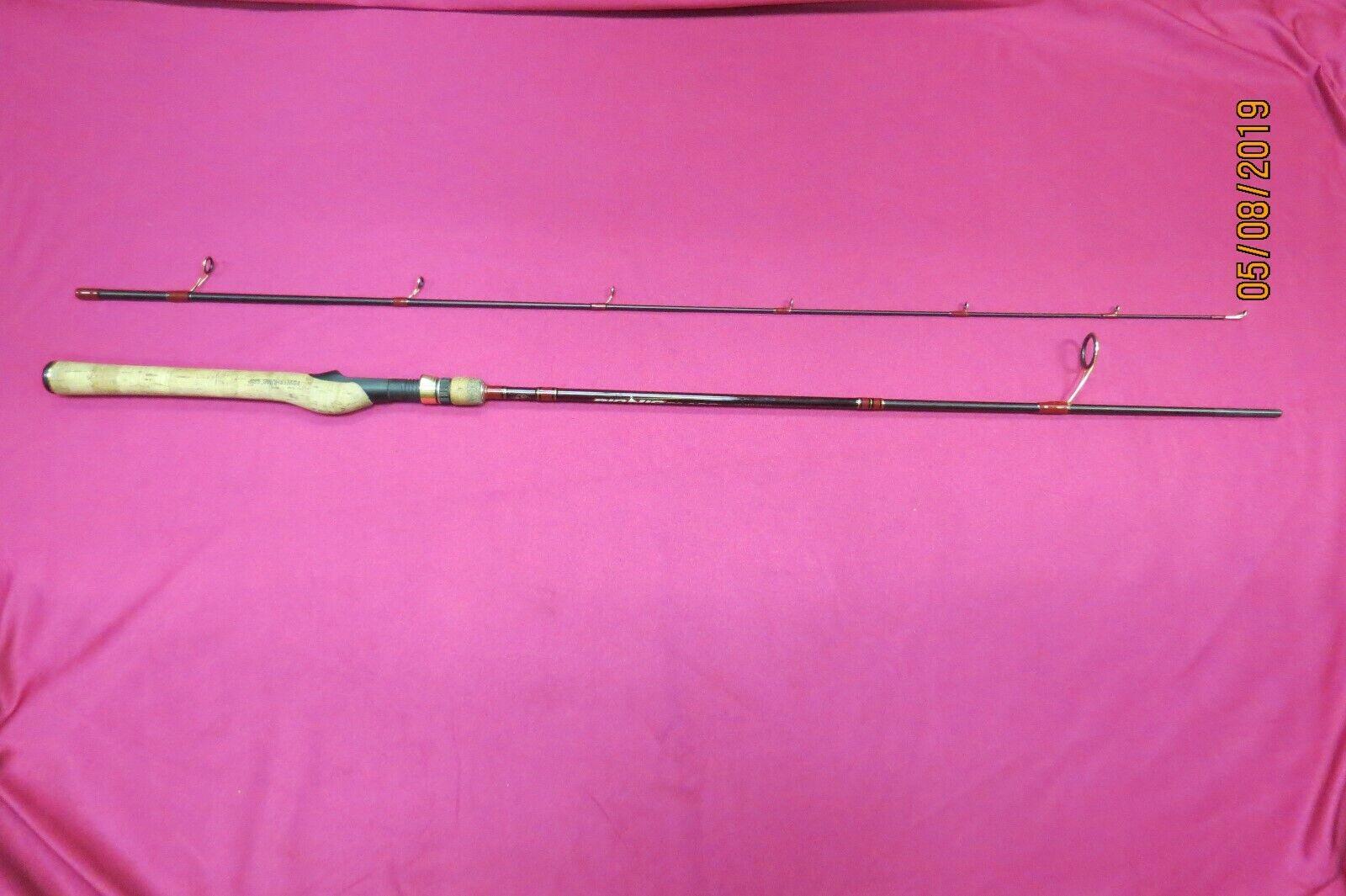 BASS PRO SHOPS BIONIC BLADE BNB66MHS-2  6'6  FISHING ROD  more affordable