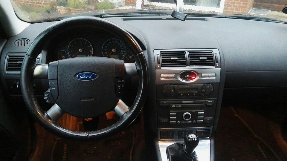 Ford Mondeo, 2,0 145 Titanium stc., Benzin