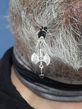 Nordic/Biker Viking Axe  Beard Jewellery