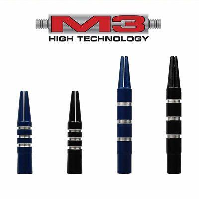 Innengewinde! versandkostenfrei Shafts M3 WEISS 4,5 cm 2 Sets = 6 St