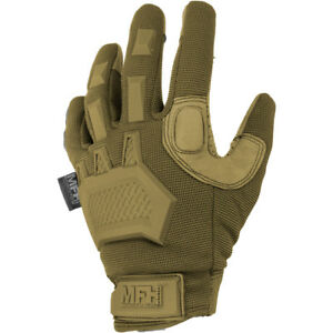 MFH-Action-Tattico-Guanti-Uomo-Outdoor-Trekking-Gara-Hauntlet-Grip-Coyote-Tan