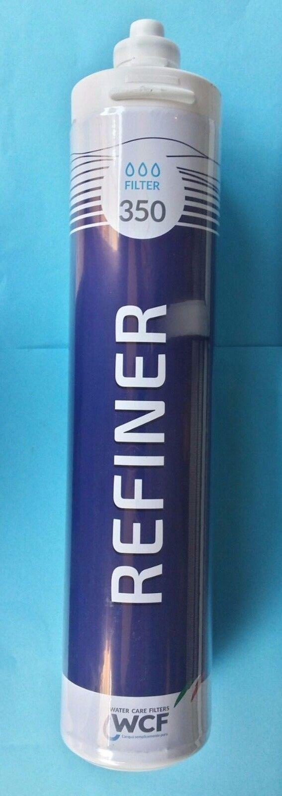 FILTRO REFINER RS 350,COMPATIBILE EVERPURE,PURIFICATORE ACQUA,MICROFILTRAZIONE