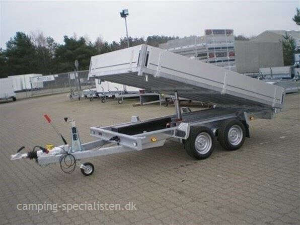 Trailer, Anssems KSX Tip trailer 3500 kg, lastevne (kg):