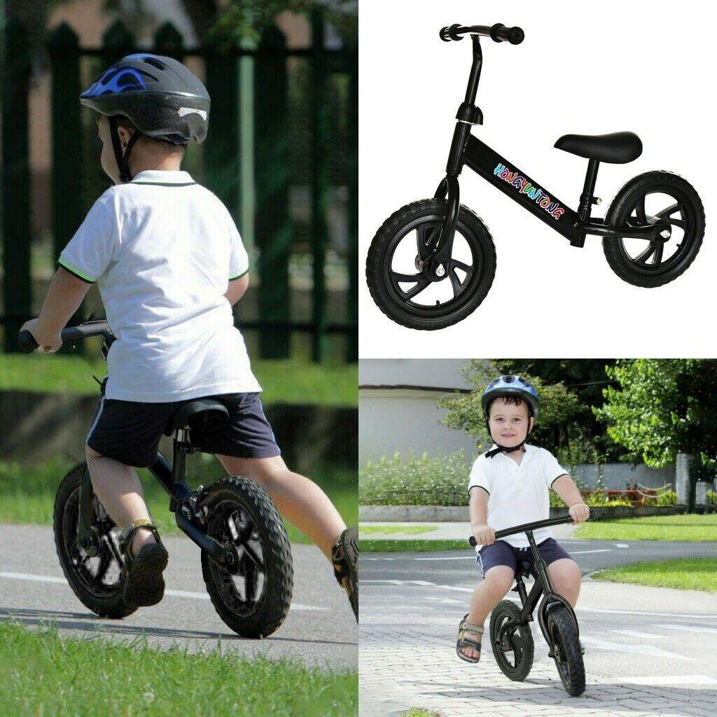 STRIDER 12 Sport Kids Balance Bike No-Pedal Learn To Ride Pr