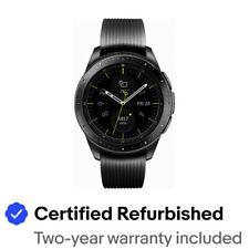 Samsung SM-R810NZKAXAR-RB Galaxy Watch 42mm Black - Refurbished