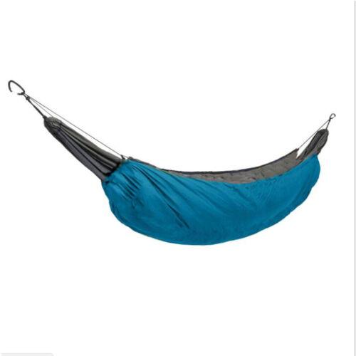 Lightweight Outdoor Hammock Underquilt Full Length Winter Warm Under Blanket