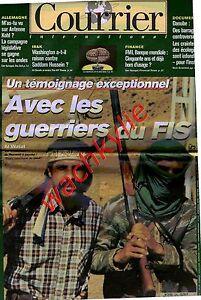 Courrier-international-206-13-10-1994-Algerie-FIS-Islamistes