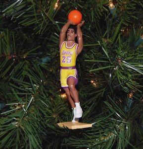 69622d2948a5 eddie JONES l.a los LAKERS basketball NBA xmas TREE ornament HOLIDAY ...